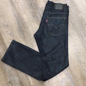 Levi Strauss & Co 511 slim boot cut boy 16 jeans